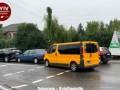 В Киеве агрессивный водитель избил парня и спровоцировал ДТП