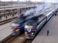 Укрзализныця переводит поезда на новое расписание