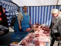 В Киеве запретили продавать мясо-молочные продукты на ярмарках