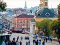 В Киеве частично ограничили движение по Владимирскому спуску