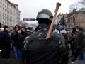 Движение по улице Грушевского по-прежнему заблокировано