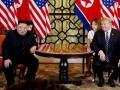 Трамп и Ким Чен Ын завершают переговоры