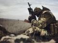 На Донбассе сутки начались с мощных обстрелов