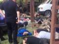 Стрельба в Винницкой области: 45 человек арестовали