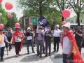 В Киргизстане прошла акция против вступления в Таможенный союз