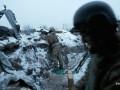 В зоне ООС были раненые двое военных и гражданский