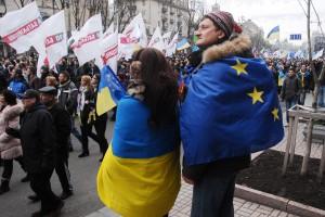 Протестующие заблокировали Кабмин