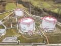 Транзит нефти по территории Украины упал на 12%