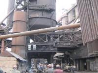 Днепровский меткомбинат оказался на грани полной остановки
