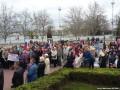 В оккупированном Севастополе протестовали предприниматели