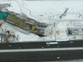 В Москве обрушился автомобильный тоннель, есть жертвы