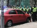 На Банковой под АП митингуют против нападений на активистов