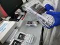 Украина получила почти тысячу тестов на коронавирус