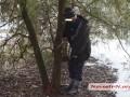 В центре Николаева повесился пенсионер