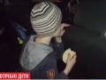 В Ровно 6-летний мальчик двое суток жил в парке, боясь пьяных родственников