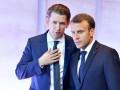 Макрон и Курц публично поругались на саммите ЕС - СМИ