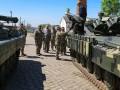 В Украине решили возродить Институт танковых войск