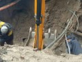 В Харькове в ходе ремонта теплотрассы погиб коммунальщик