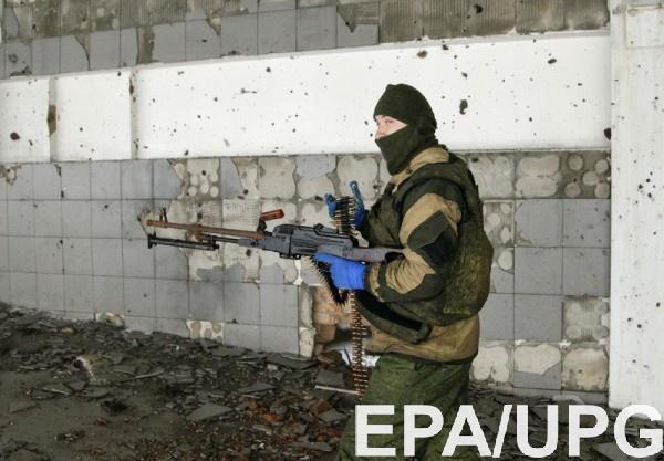 Боевики продолжают провокации украинских военных