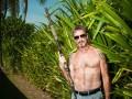 Миллионер изменил облик и скрывается в джунглях (ФОТО)