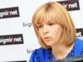 Ольга Богомолец: Мы с Тимошенко оказались по разные стороны баррикад