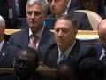 Министр торговли США заснул во время речи Трампа в ООН