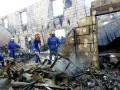 Под Киевом горел дом престарелых, есть погибшие