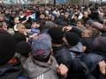 Итоги среды: столкновения в Крыму, падение гривны и утверждение нового состава Кабмина