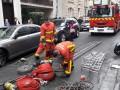 Пожар в Париже: число погибших возросло до десяти