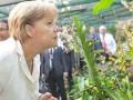 La Stampa: Ангела Меркель - и канцлер, и огородница