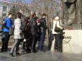 В Луганске Шевченко назвали русским