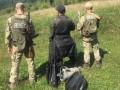 На Закарпатье пограничники с погоней задержали гражданина РФ