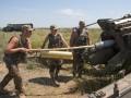 Боевики пытались занять позиции в серой зоне около Камянки