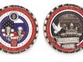 В США в честь Трампа и Путина выпустили монету с тремя ошибками