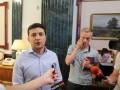 Зеленский рассказал о своей встрече с Ахметовым
