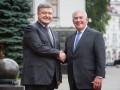 На Банковой началась встреча Порошенко и Тиллерсона