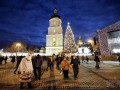 Где провести новогодние праздники в Киеве: инфографика