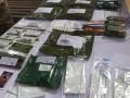 Военным на Донбассе передали первую партию новых сухпайков