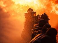 Пожар в Киеве на Рождество унес жизнь женщины