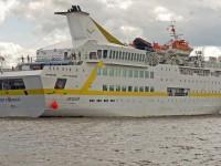 Взрыв в Бейруте: в порту затонул лайнер Orient Queen