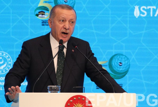 Эрдоган попросит парламент разрешить послать армию в Ливию