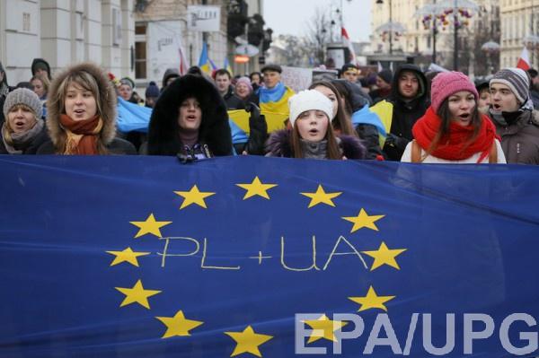 Безвизовый режим Украине могут предоставить весной