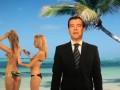 Образ Медведева использовали в вирусном новогоднем ролике
