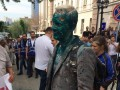 Полиция выяснила, кто облил Шабунина зеленкой