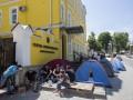 Украинцам не советуют гулять по центру Кишинева и участвовать в протестах