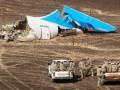 В Кремле продолжают настаивать на версии теракта на борту А321