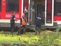 В Германии обнаружили самодельную бомбу в пригородной электричке