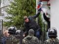 Лавров о соженном во Львове флаге: Это сделал какой-то Панасюк или Поросюк