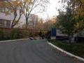 В Шостке возле здания полиции прогремел взрыв