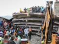 Стало известно количество погибших при обрушении здания в Кении